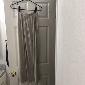 Nordstrom -Maxi skirt with pockets.